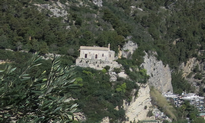 церковь Святого Лаврентия (chiesa di S.Lorenzo Vecchio)
