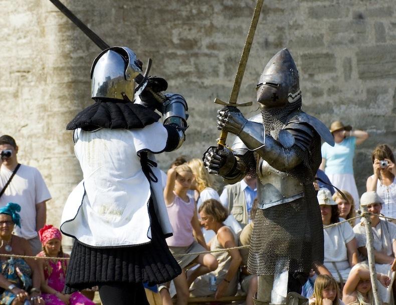 рыцари Сааремаа
