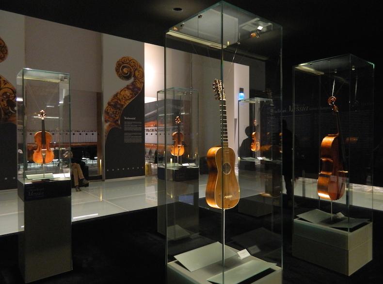 Кремона, скрипичный музей