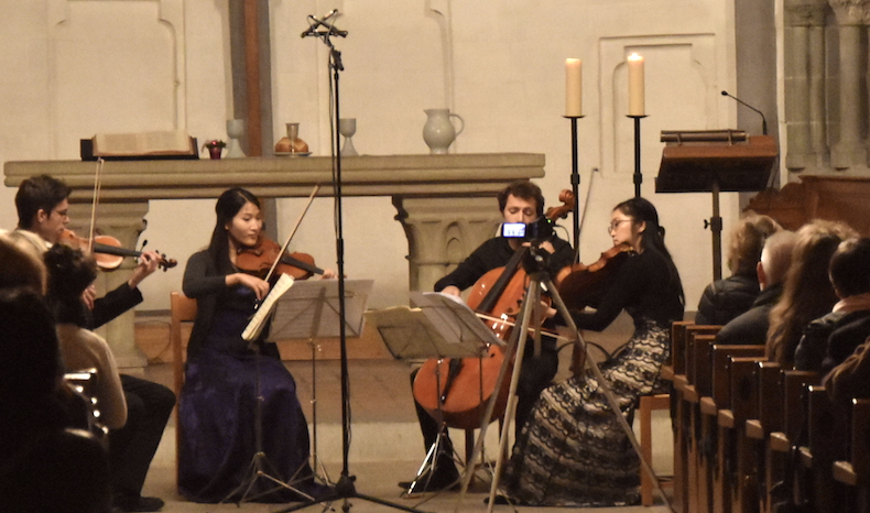 концерт классической музыки в Лозанне