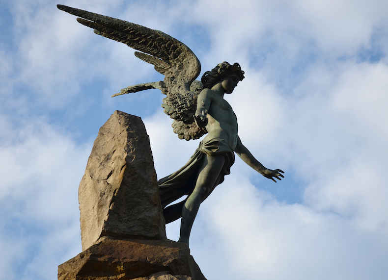 фонтан Frejus Турин