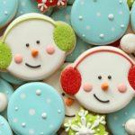 Как приготовить рождественские печенья с креативным дизайном?