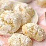 Рецепт дня: итальянские печенья biscottini morbidi