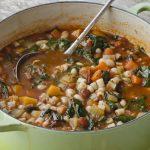 Рецепт дня: готовим миланский минестроне