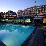 Beau-Rivage Palace Lausanne — любимый отель Габриэль Шанель