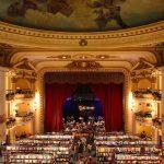Три самых красивых книжных магазина в мире