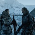 Где снимался поход Джона Сноу за стену в шестом эпизоде седьмого сезона «Игры престолов»?