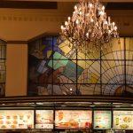 Достопримечательность Порто: исторический Макдональдс (McDonalds) в стиле ар-деко