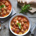 Рецепт дня: polpette al sugo  – фрикадельки под соусом по-итальянски
