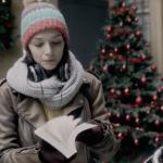 Трогательный рождественский ролик для любителей книг