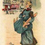 Разносчицы хлеба (Les Porteuses de Pain): о дамах, что доставляли во Франции багеты на дом