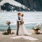 Наша свадебная фотосессия на озере Брайес, Италия
