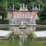 Куда отправиться из Зальцбурга: Хелльбрунн – дворец и парк с фонтанами-шутихами
