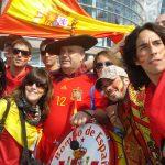 Болеть по-испански: кричалки, еда и напитки