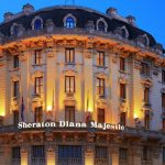 Sheraton Diana Majestic – исторический отель Милана
