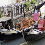 10 любопытных фактов о гондолах в Венеции