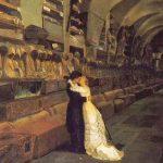 Жуткие места Италии: церкви на костях, катакомбы и места с призраками