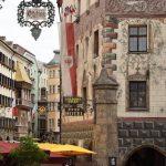 Что посмотреть в Инсбруке: достопримечательности исторического центра города