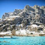Швейцарский курорт Лейкербад: горные лыжи, термальные купальни и валлийская кухня