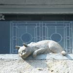 Ла-Ромьё (La Romieu): кошачья деревня во Франции