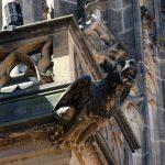 Кто такие гаргульи или горгульи и почему ими украшают храмы?