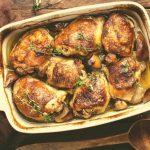 Poulet Gaston Gerard (Курица по-бургундски): оригинальный рецепт и история блюда
