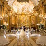 В каких церквях любят венчаться итальянцы?