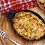 Рецепт: Gratin Dauphinois – французская рождественская запеканка с картофелем