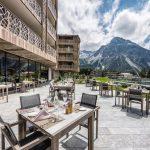 Valsana: экоотель с любопытным дизайном на швейцарском курорте Ароза