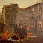 Как спасались от чумы во Флоренции в XIV веке