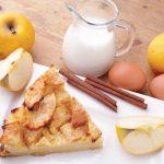 Клафути с яблоками: рецепт французского десерта из Окситании