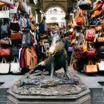 Флорентийский кабанчик lI Porcellino: история фонтана и приметы, связанные с ним