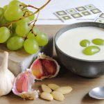 Белый гаспачо Ахобланко – рецепт холодного испанского супа