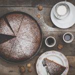 Кофейный пирог на воде: рецепт итальянской сладости