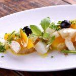 Рецепт malagueña – малагского салата с апельсинами